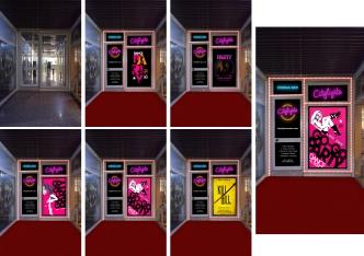 Door to Cinema Bar 2